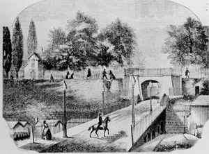 image from history of brooklyn heights