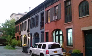 carriage houses in brooklyn heights