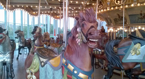 jane's carousel in dumbo