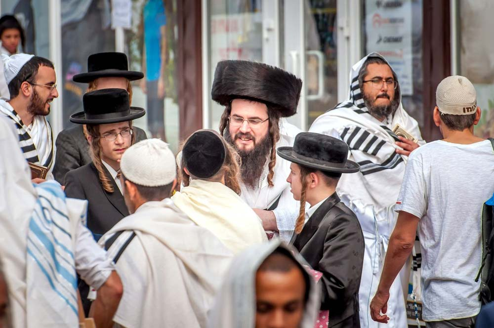 hasidic jew women rules for dating