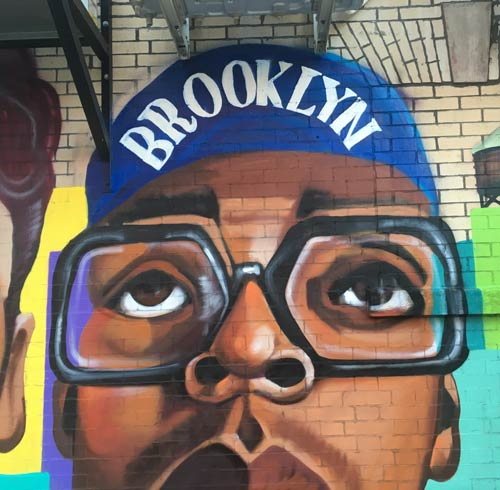 portrait Spike Lee